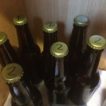 Brew #2 - bottled