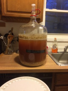 On my 6.5 gallon carboy, I wasn't sure how much this is. Got 43 bottles out of it!