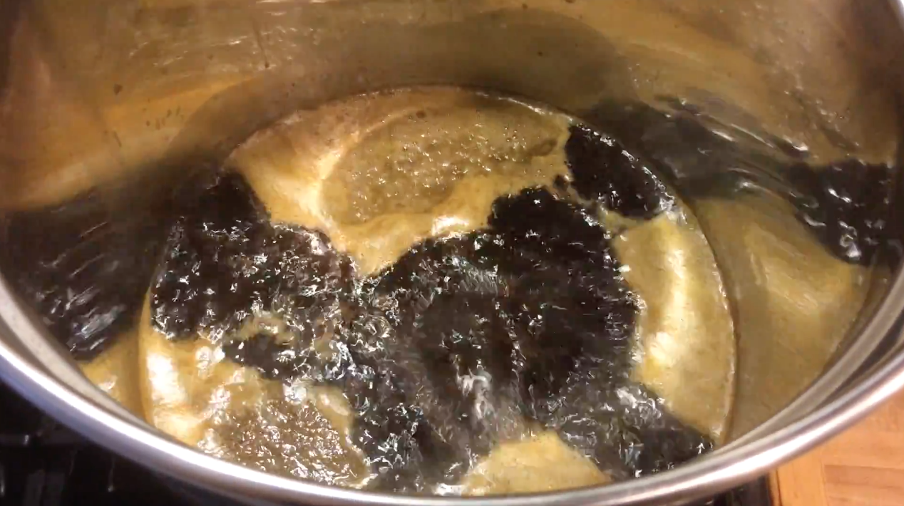 Brew #5 – Big Honkin' Stout extract kit becomes an Oatmeal Stout(?)